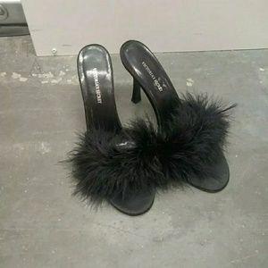 Victoria's Secret Feather Heels